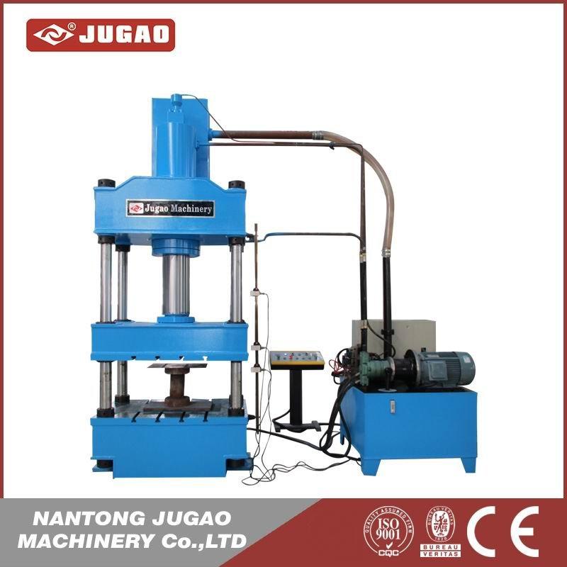Hydraulic press four columns JG32-500TON