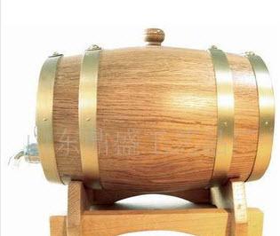 橡胶木定做红酒桶