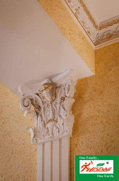 YISENNI Cornices decor 0005
