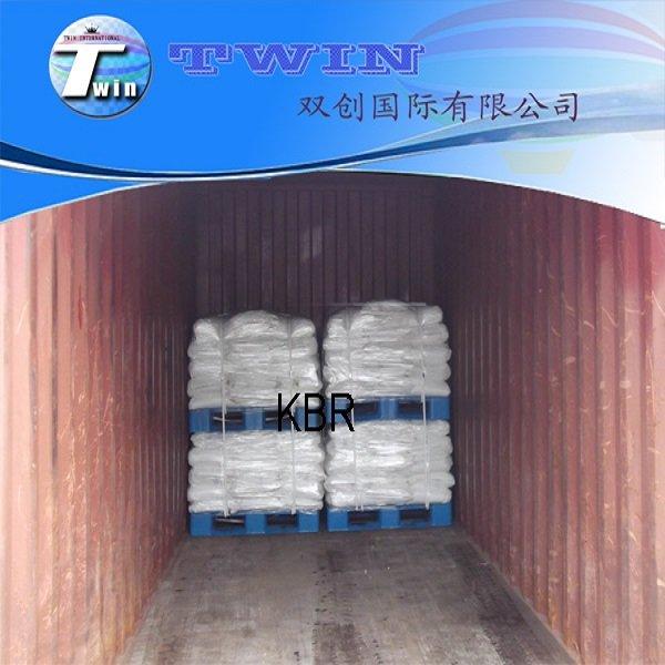 Buy Photographic grade Crystal Potassium Bromide as medicine preparation KBR
