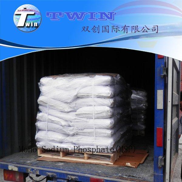 Buy Industrial Grade Food Grade Mono Sodium Phosphate(MSP) Anhydrous Dihydrate