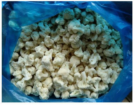 Buy IQF Cauliflower