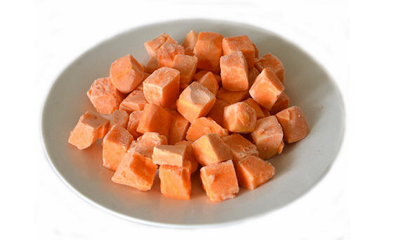 Buy IQF Sweet Potato Cube