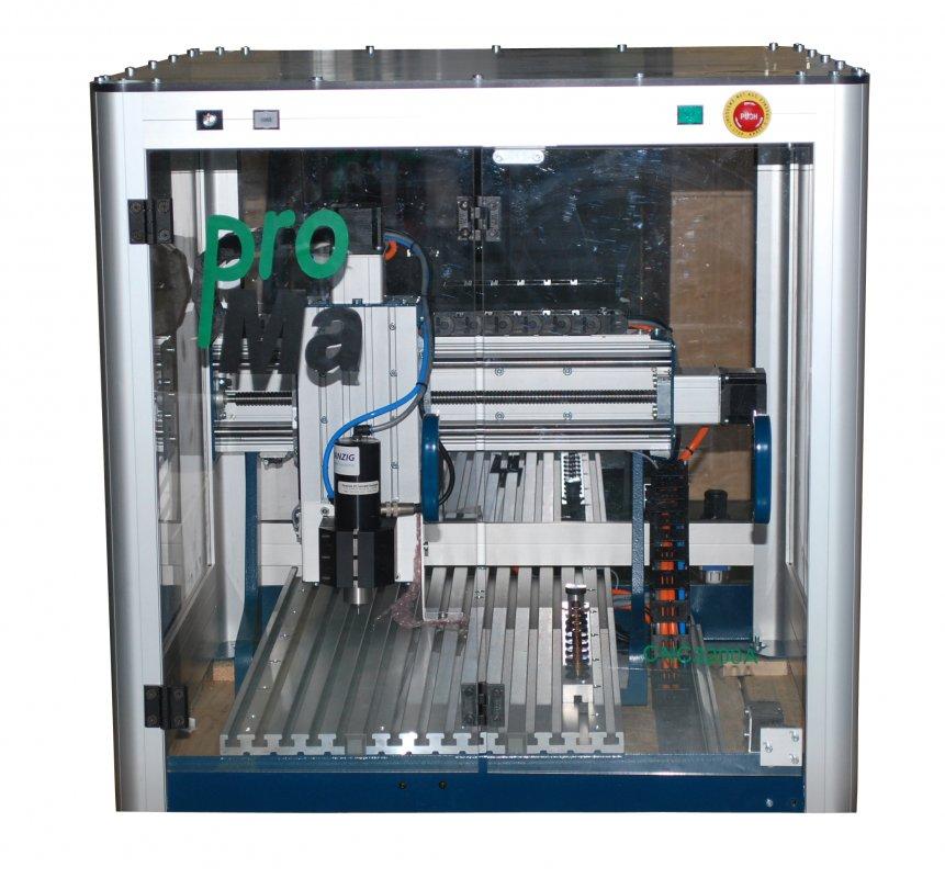 购买 Germany PROMA PCB Plate making machine CNC3200A