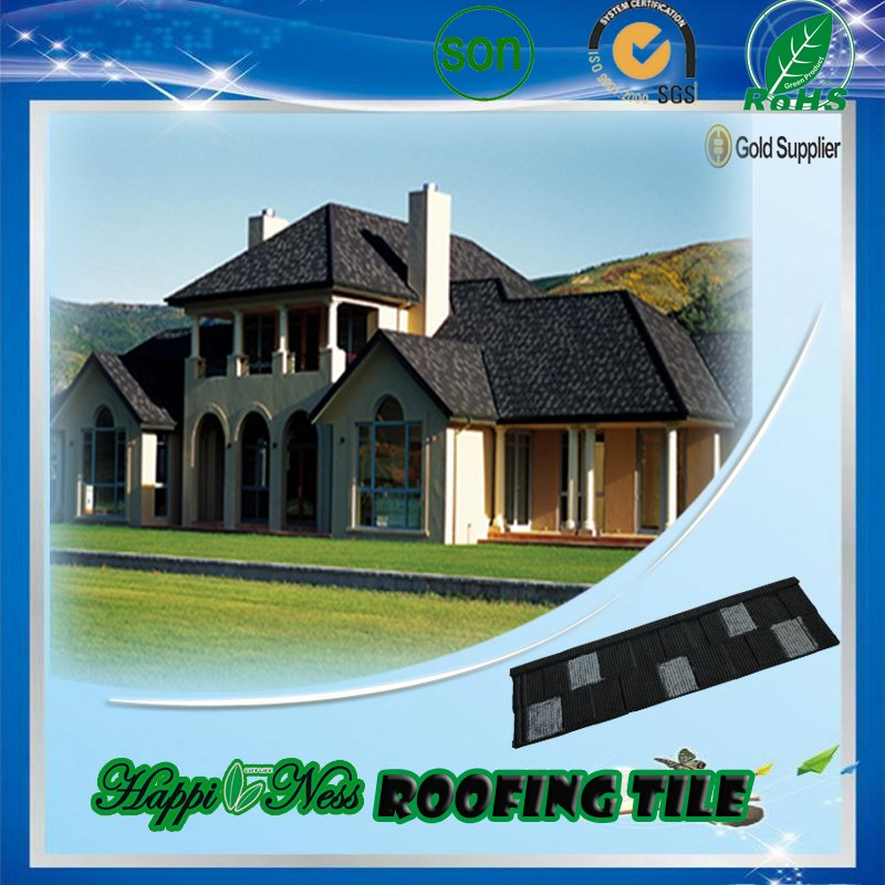 Stone coated roofing sheet/roofing tile
