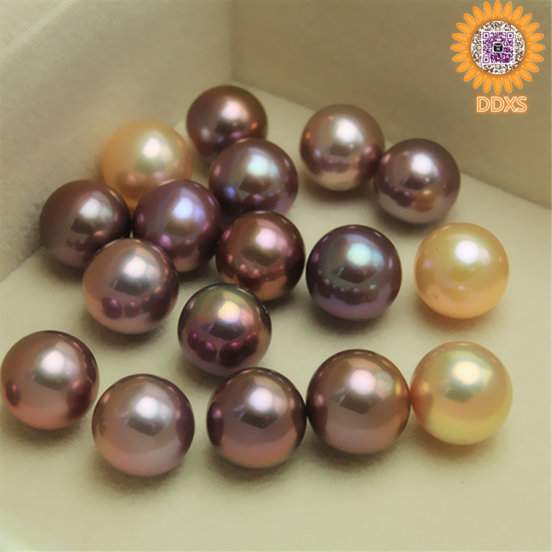 Wholesale 4-20mm south sea shell pearl/glass pearl loose beads