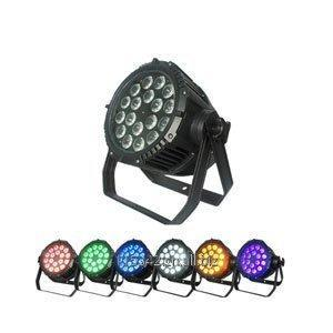 Купить Светодиодная стенная моечная машина, светодиодный центр внимания, 18*12 Вт 6in1 RGBWAU водонепроницаемый паритет могут (PHN054)