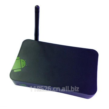 Buy New Android Smart TV Box, 4.2.2, Dual-core, 1 + 4g SG-81