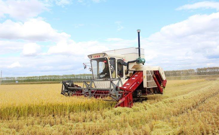 购买 Combine harvester