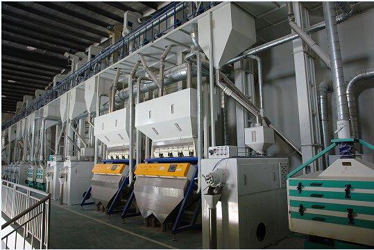 购买 Rice sorting process