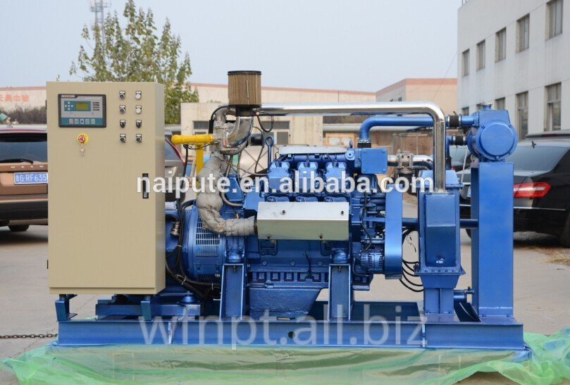 100 kw natural gas generator