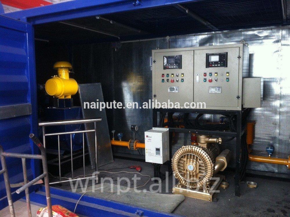 10-350kW syngas genset low noise generator