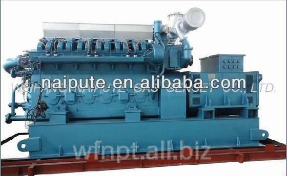The gas generator 10-350 kW
