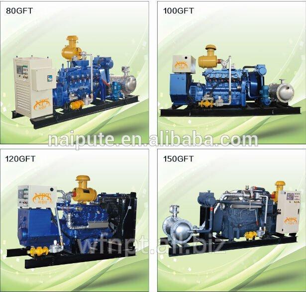 Generator power 10-500 kW CE certification