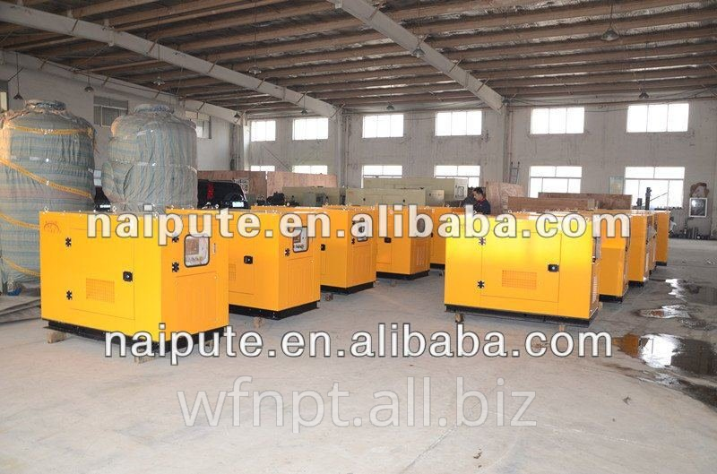 Natural gas generator 10-500 kW