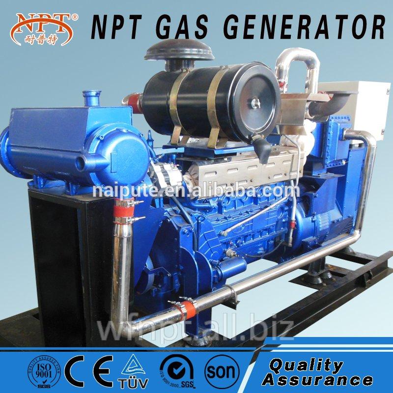 10-500kW cng generator