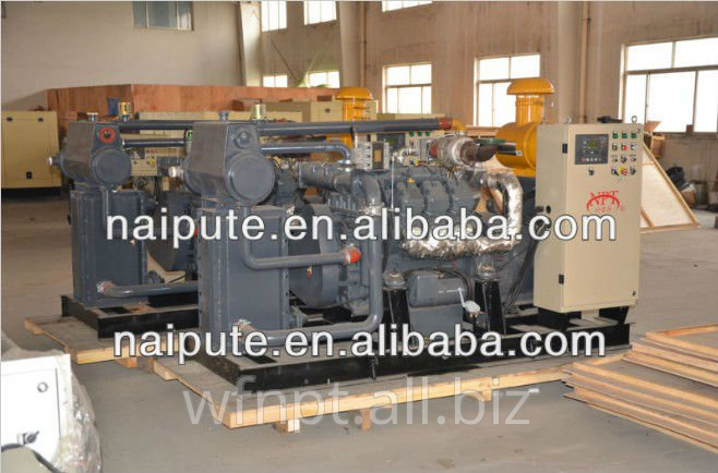 10-500kW natural gas electric generator