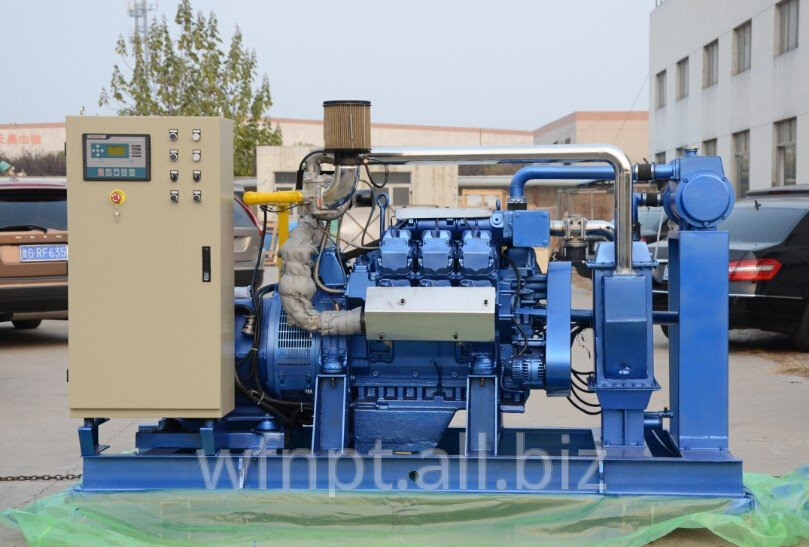 10-500kw Natural gas electric generators
