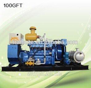 10-500kw power plant gas generator
