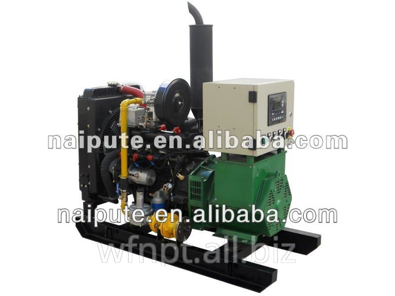 10kW natural gas generator
