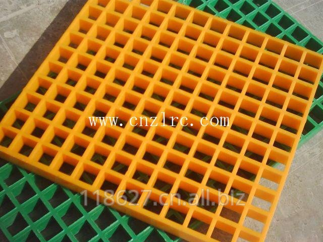 购买 Решечатые настилы из стеклопластика, Китай