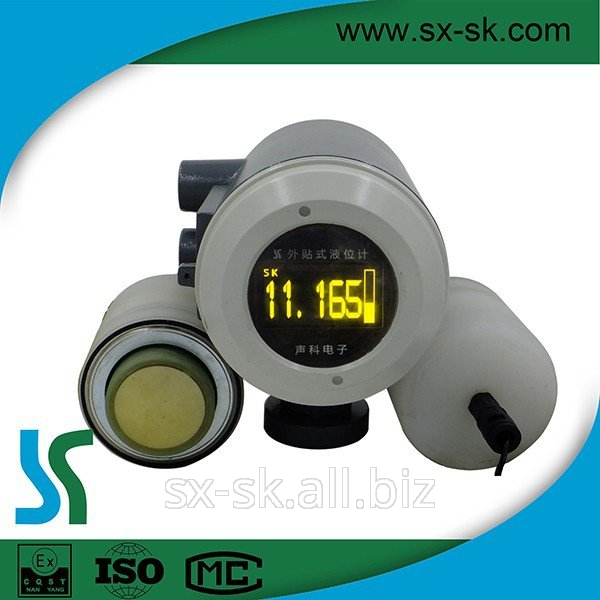 Wireless Water Tank Flow Level Gauge/Meter oil level gauge Made in China