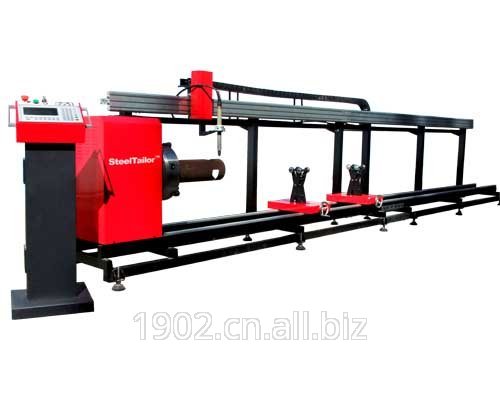 购买 SteelTailor TubeTailorII CNC tube cutting machine