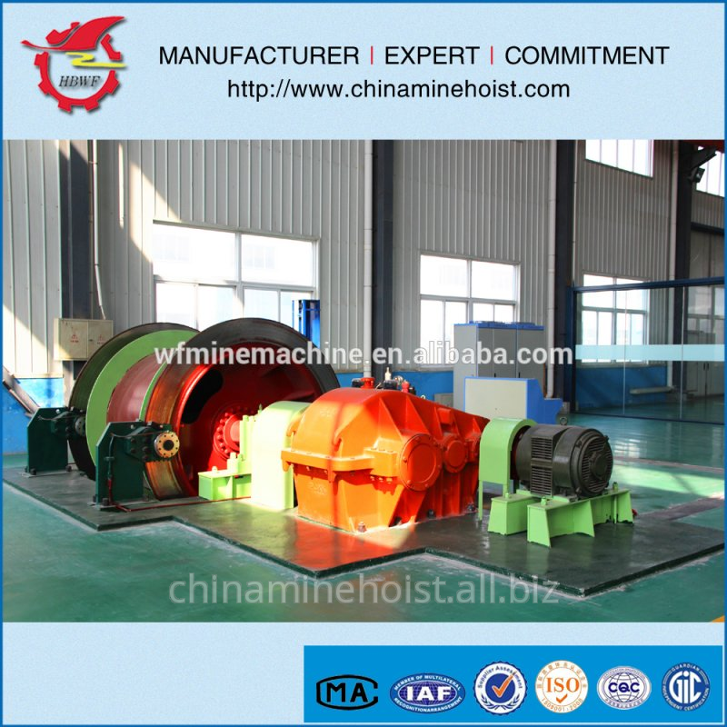 Buy Iron mine hoisting system