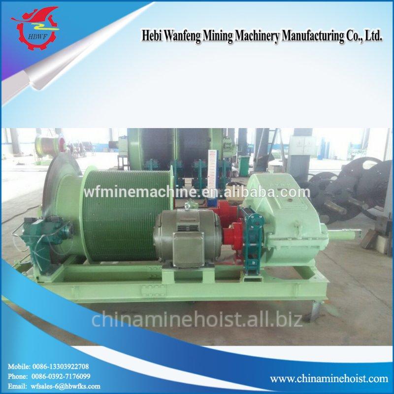 Buy Jtp type mini mine hoist made in china