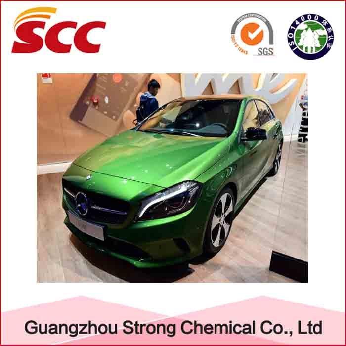 Buy  auto refinish 2K ACRYLIC TOPCOAT Green bluish COLOR