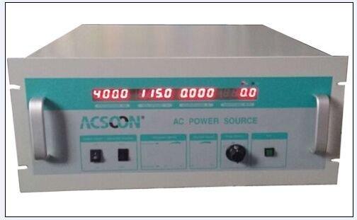 购买 Máy chuyển đổi tần số 380VAC 50Hz sang 115V 400Hz