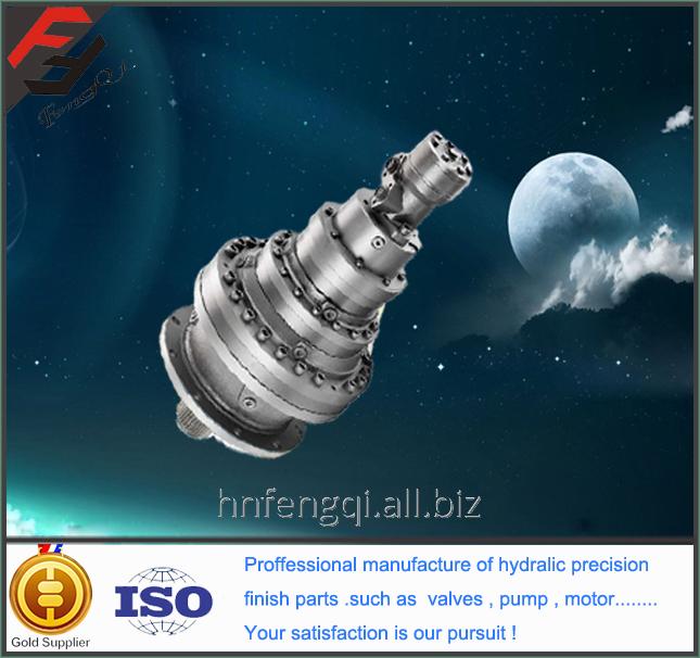 4 grade hydraulic transmission motor