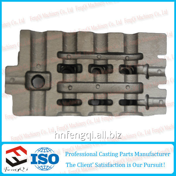 Casting, coated sand casting