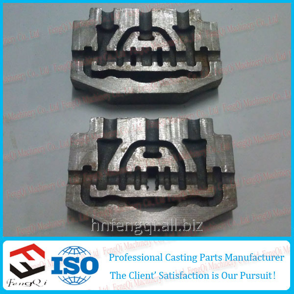 Cast iron, iron professional custom