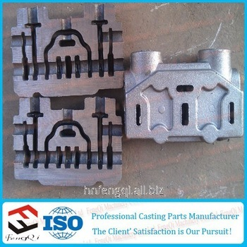 Precision cast iron castings