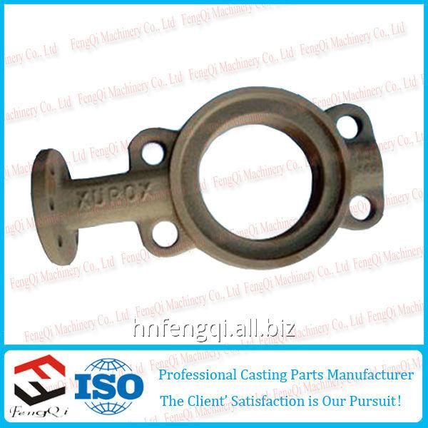 Manufacturing foundry pig iron, grey iron