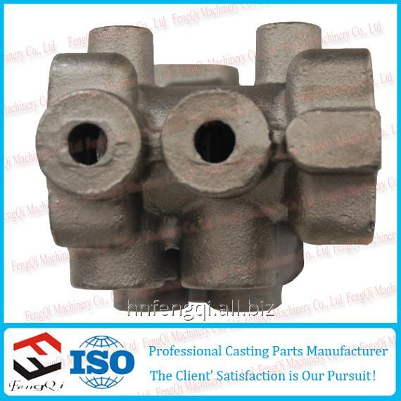 Manufacture of  iron casting , ductile iron