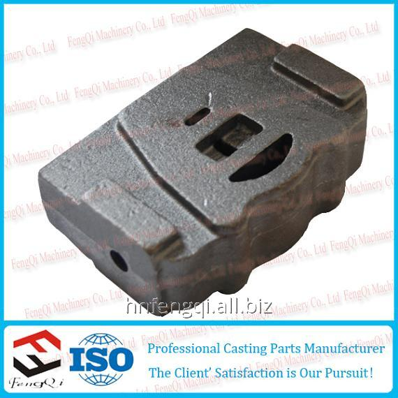 Casting and forging parts, precision parts