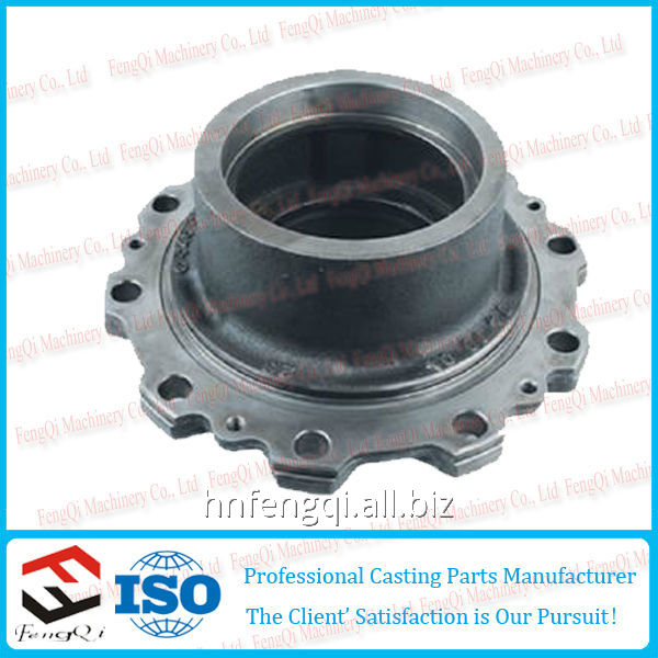 Steel castings, valve castings