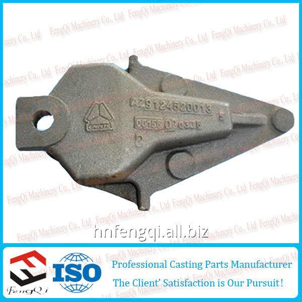 Iron castings, ductile iron