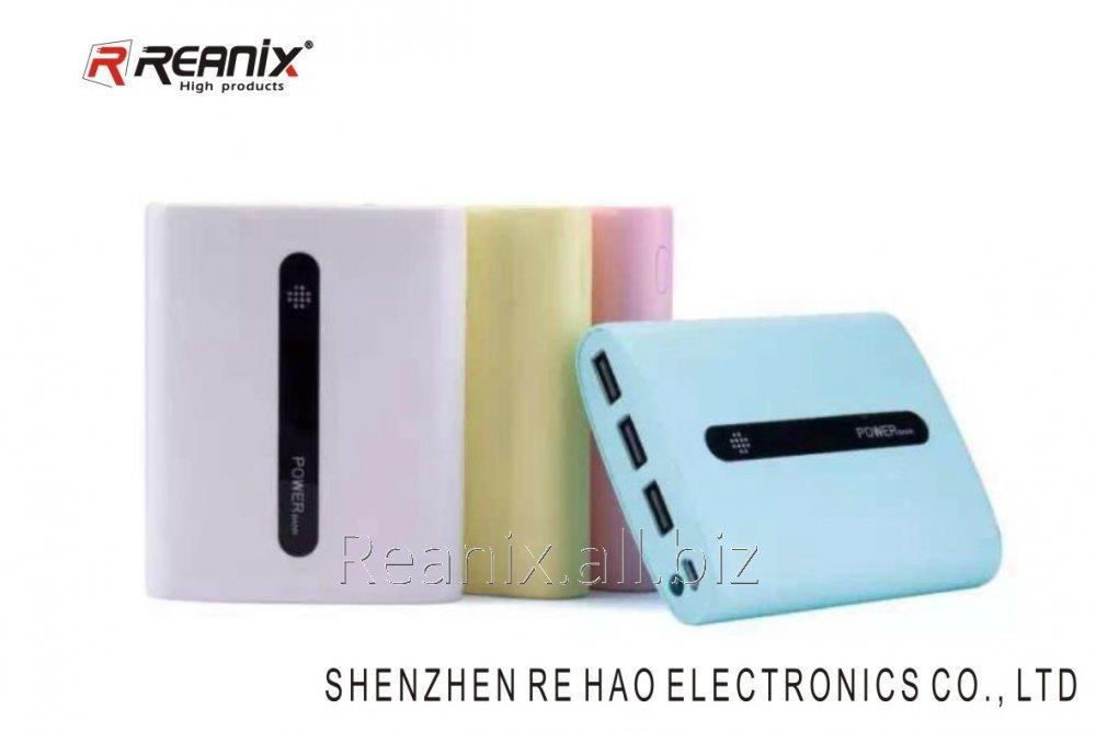 External battery Reanix Power Bank RH-H9A, 8000mAh