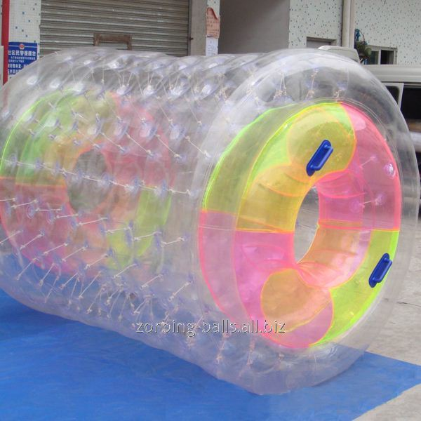 Inflatable Water Roller Ball Hamster Roller Inflatable Wheel