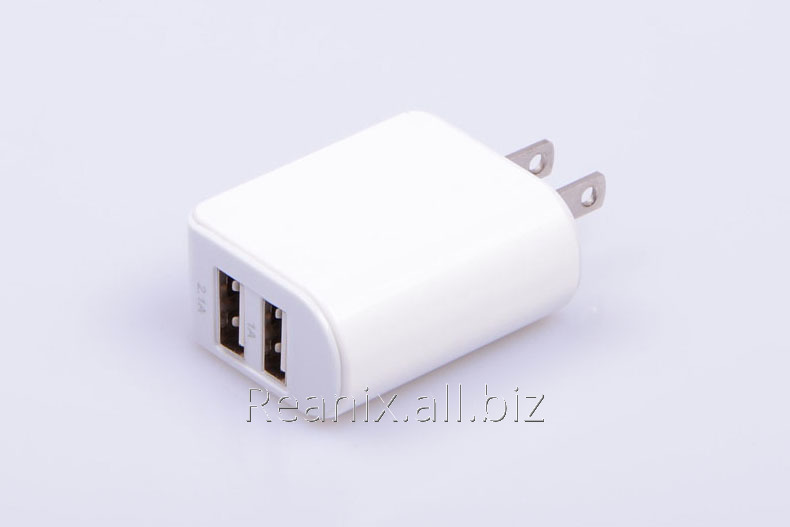 Travel charger dual-port OFS-183
