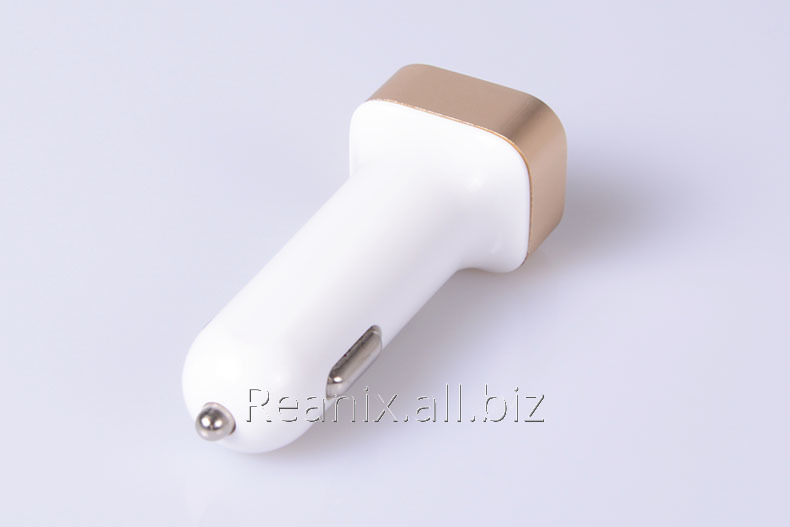 USB Car Charger Adapter 2-Port  OFS-C002
