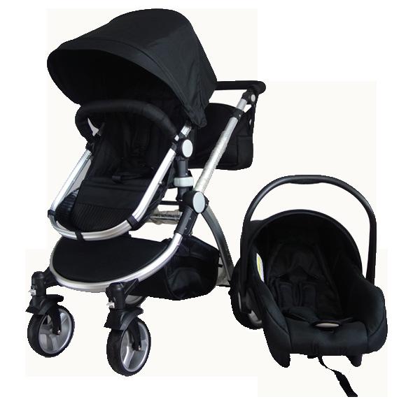 Buy YES-9002 Baby Stroller 3 in 1