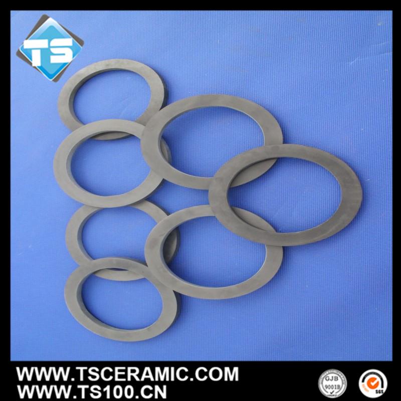 购买 Customized Silicon Nitride(Si3N4)Ring for Polysilicon Industry