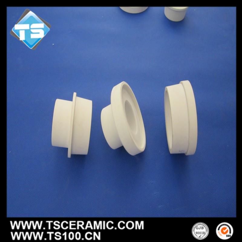 购买 Aluminum Titanate Sprue Bushing/Thimble for Low Pressure Die Casting