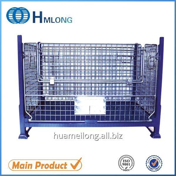 Kup teď BEM Metal mesh pallet container for Auto parts