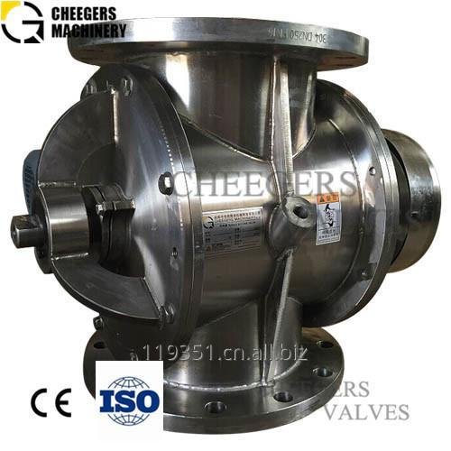 购买 Rotary Valve / Discharge Valve used for Biomass Powder