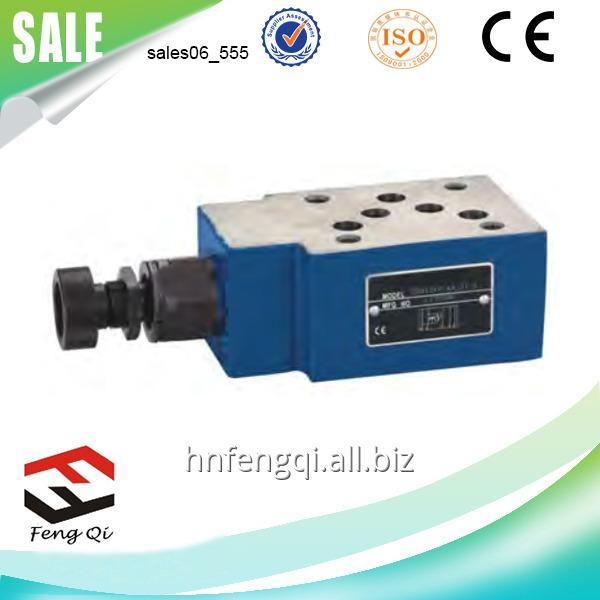 Buy Normally closed solenoid valve superimposed relief valve ZDB / Z2DB series